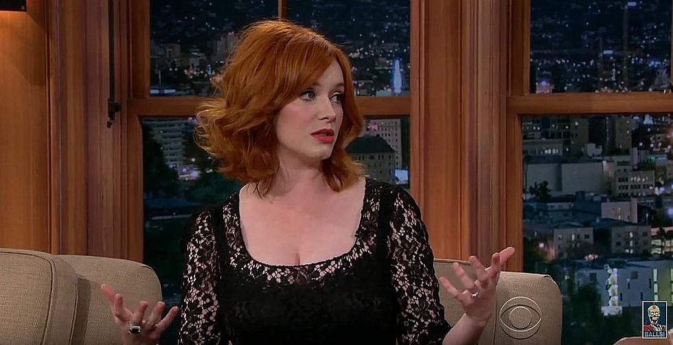 Christina Hendricks Is A Zydeco Musician? [Video]