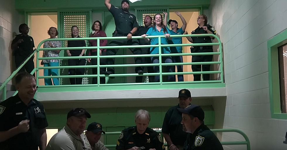 Okeechobee Sheriff's Office Lip Sync Montgomery Gentry