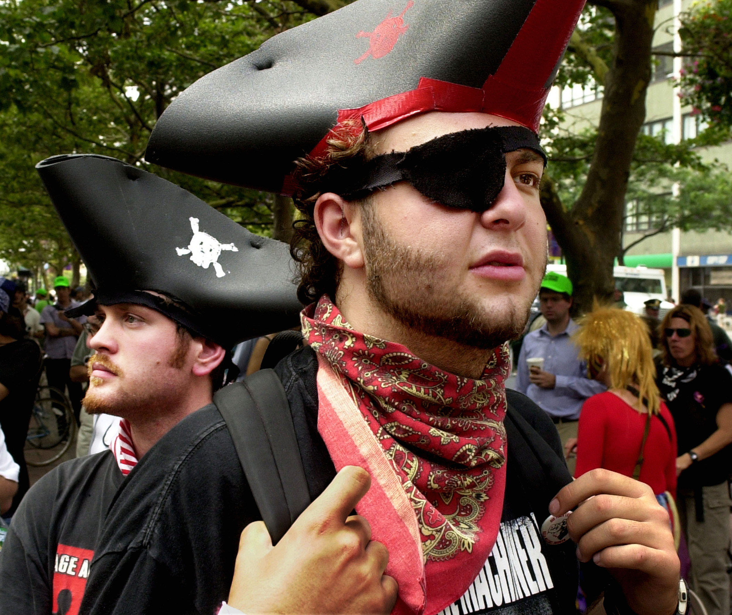Here's Your Pirate Jokes For 'International Talk Like A Pirate Day' 2018