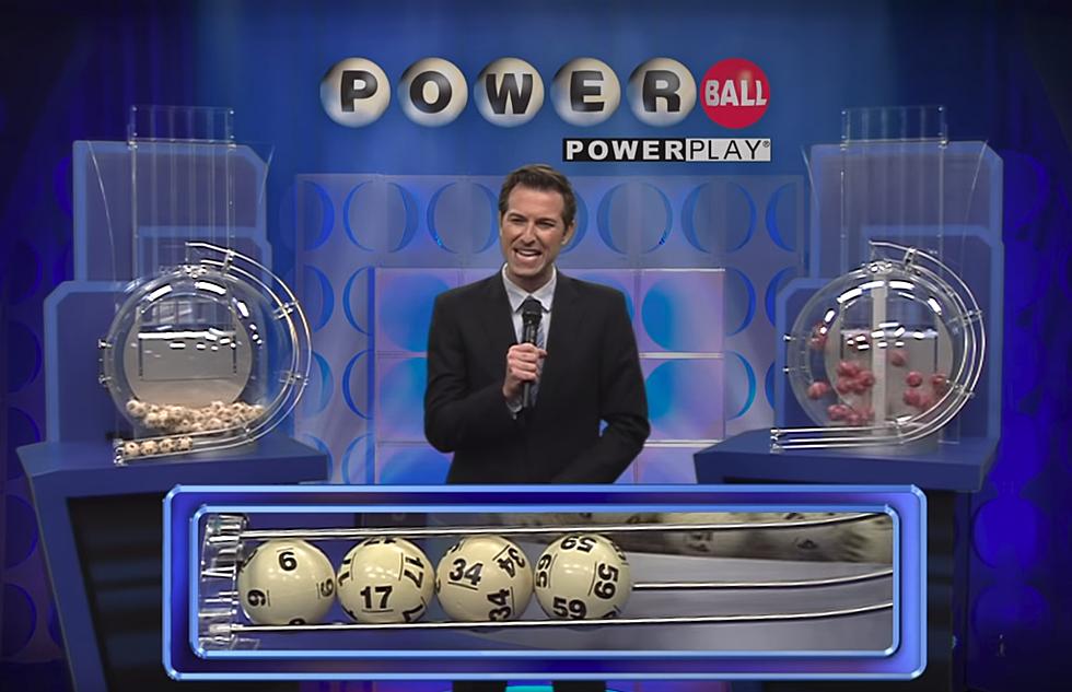 Louisiana Ticket Worth 1 Million In Latest Powerball Drawing