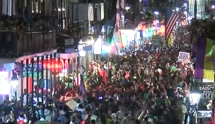 French Quarter Stampedes Prevented By NOLA Police