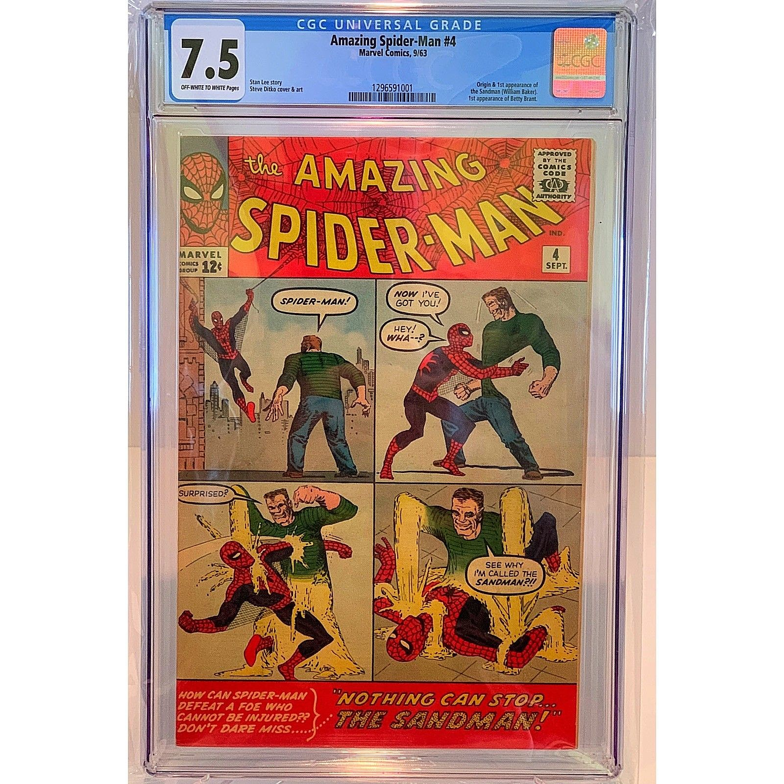Most Valuable Spider-Man Comic Books [Photos]