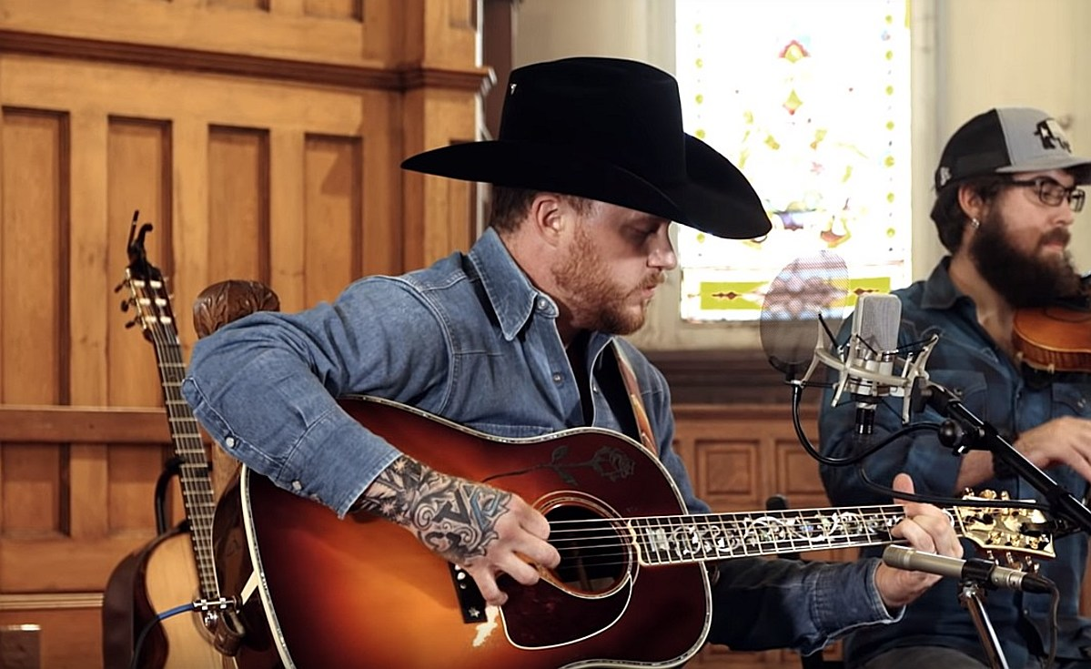 Acoustic Performance Of 'His Name Is Jesus' By Cody Johnson