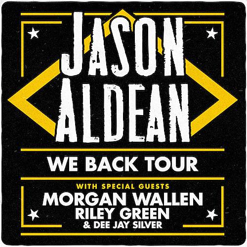 Image result for Jason Aldean We Back Tour