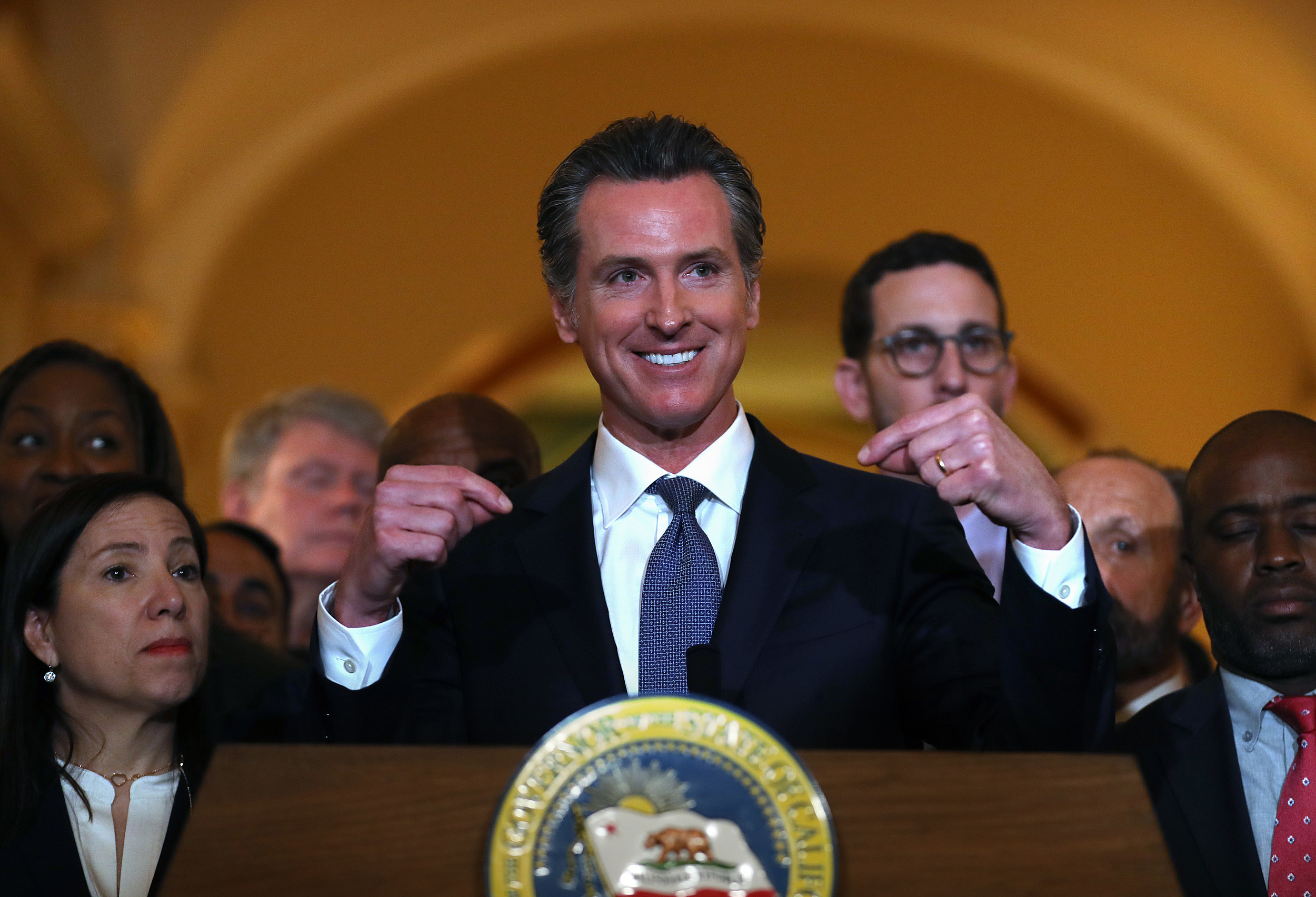 California Governor's Thanksgiving COVID-19 Rules are Hilarious