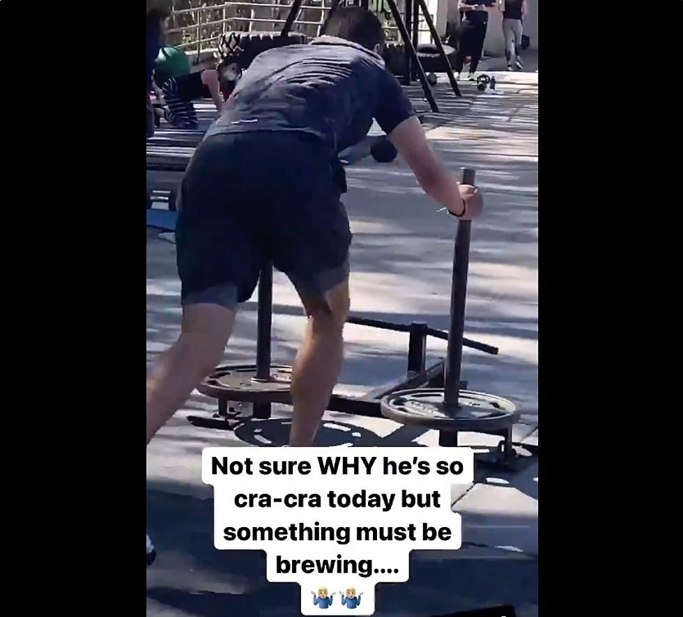 Drew Brees' Intense Work Out, and New Hair, SparkReturn Rumors