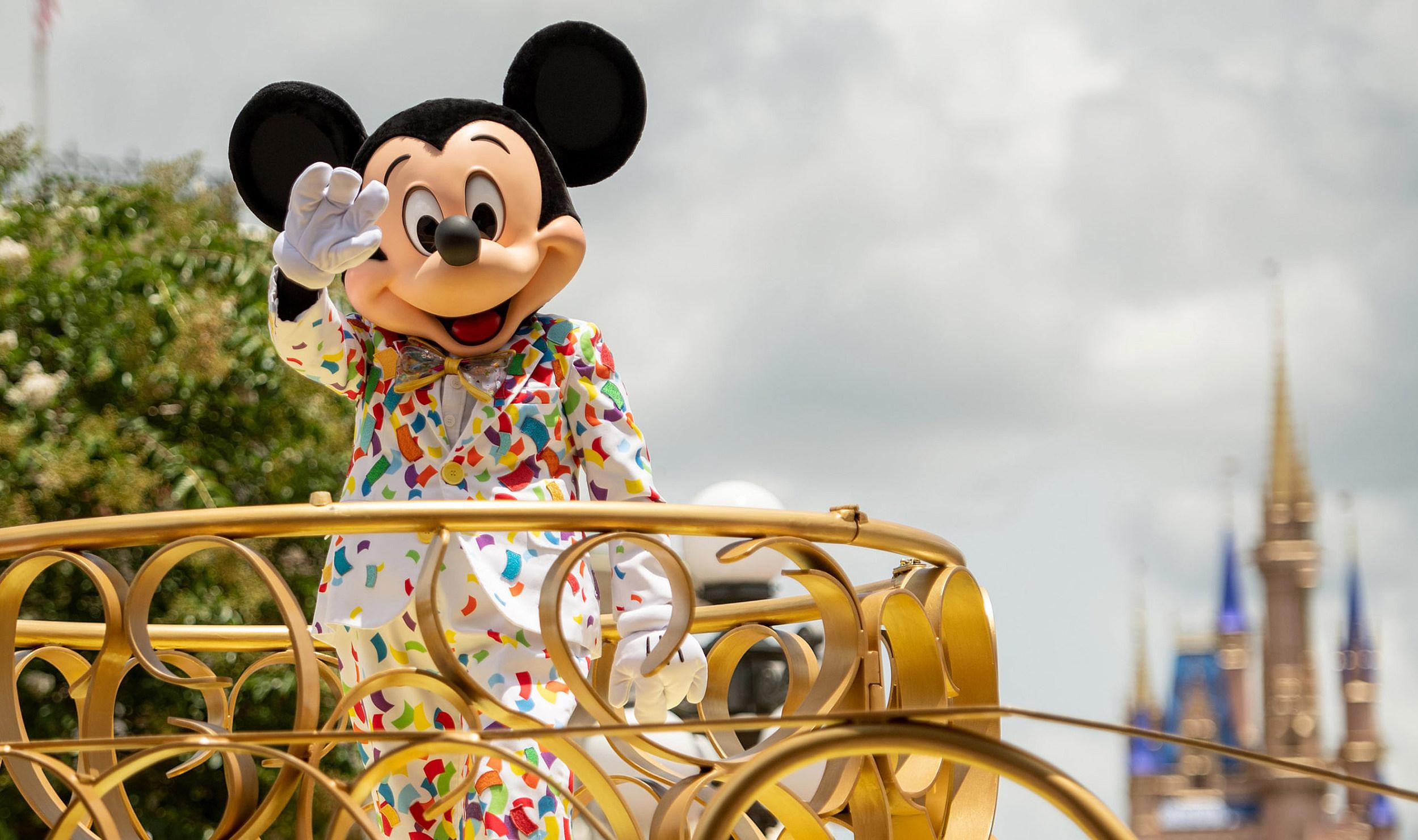 Disney Set to Sail