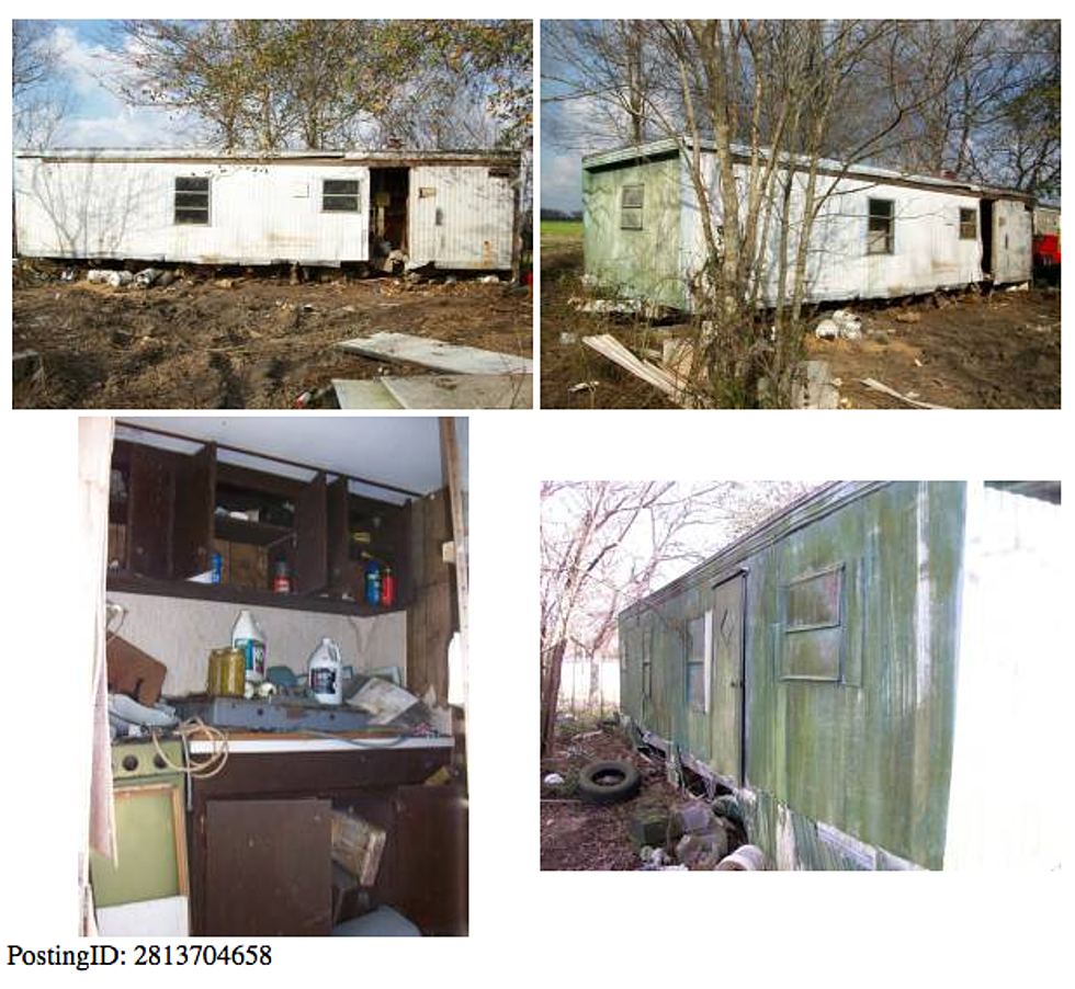 "Acadiana Craigslist Treasure: ""Free Mobile Home, Might Make Good"
