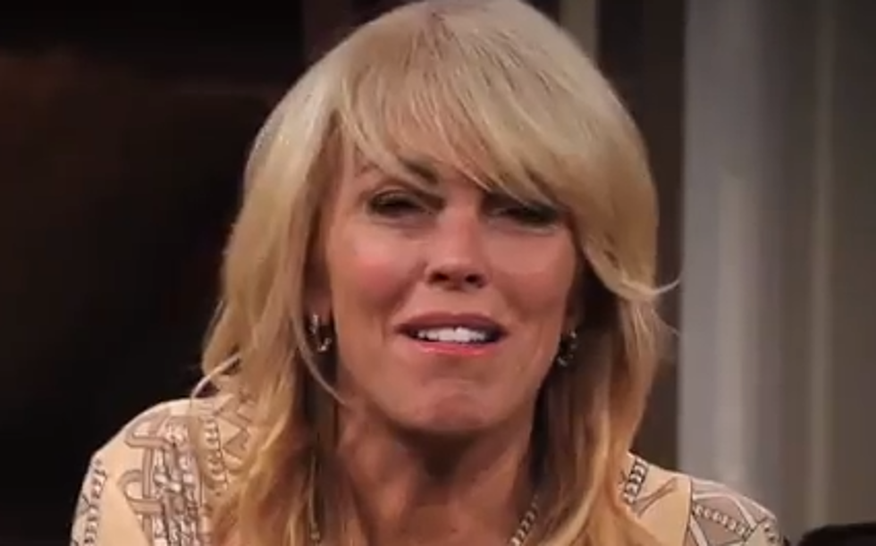 Was Dina Lohan Drunk During An Interview With Dr  Phil? [VIDEO]