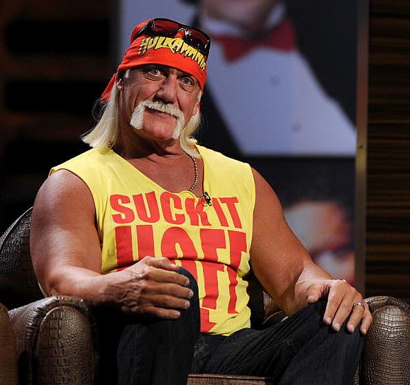Hulk Hogan sex video