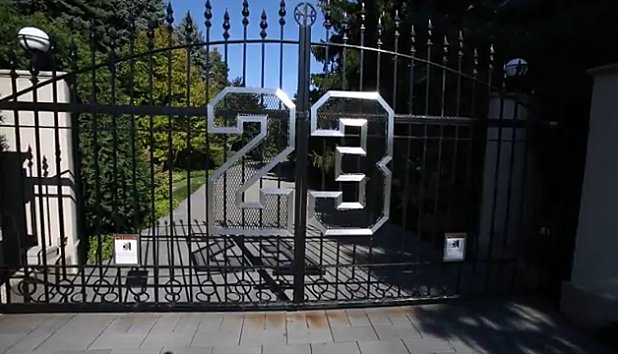 Michael Jordan S House Is Now Up For Auction Video