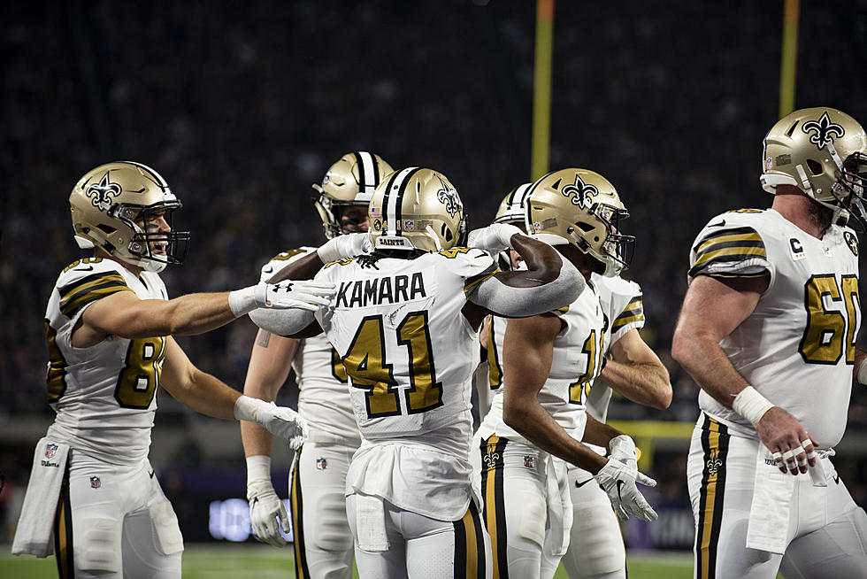 6dea697a Saints Will Wear White At Home vs. The Eagles Due To A Lost Bet