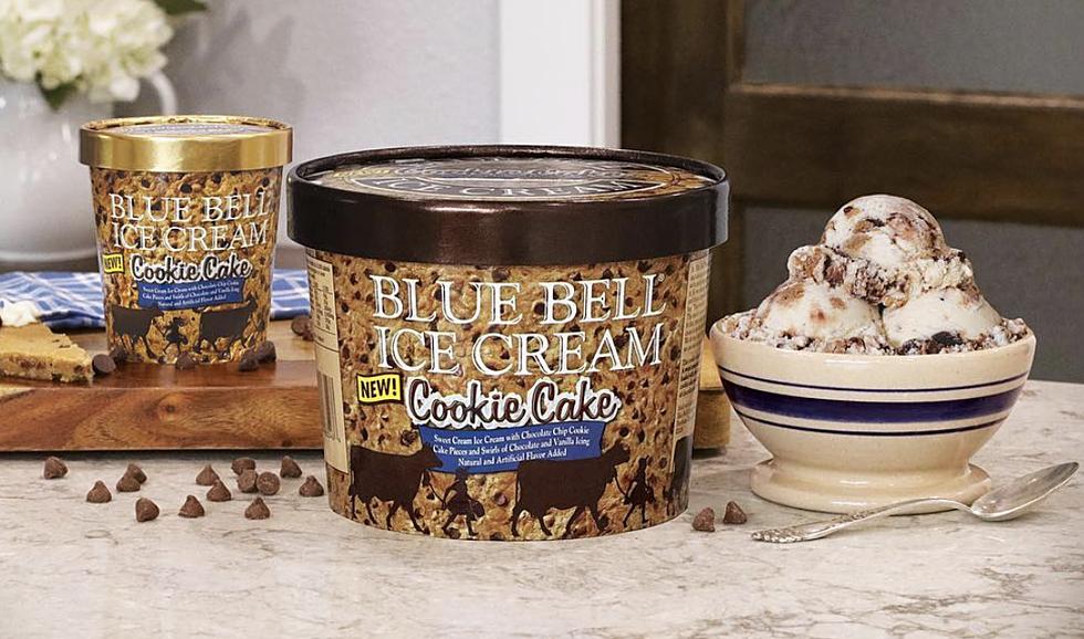 Brilliant Big News Blue Bell Ice Cream Introduces New Flavor Personalised Birthday Cards Veneteletsinfo