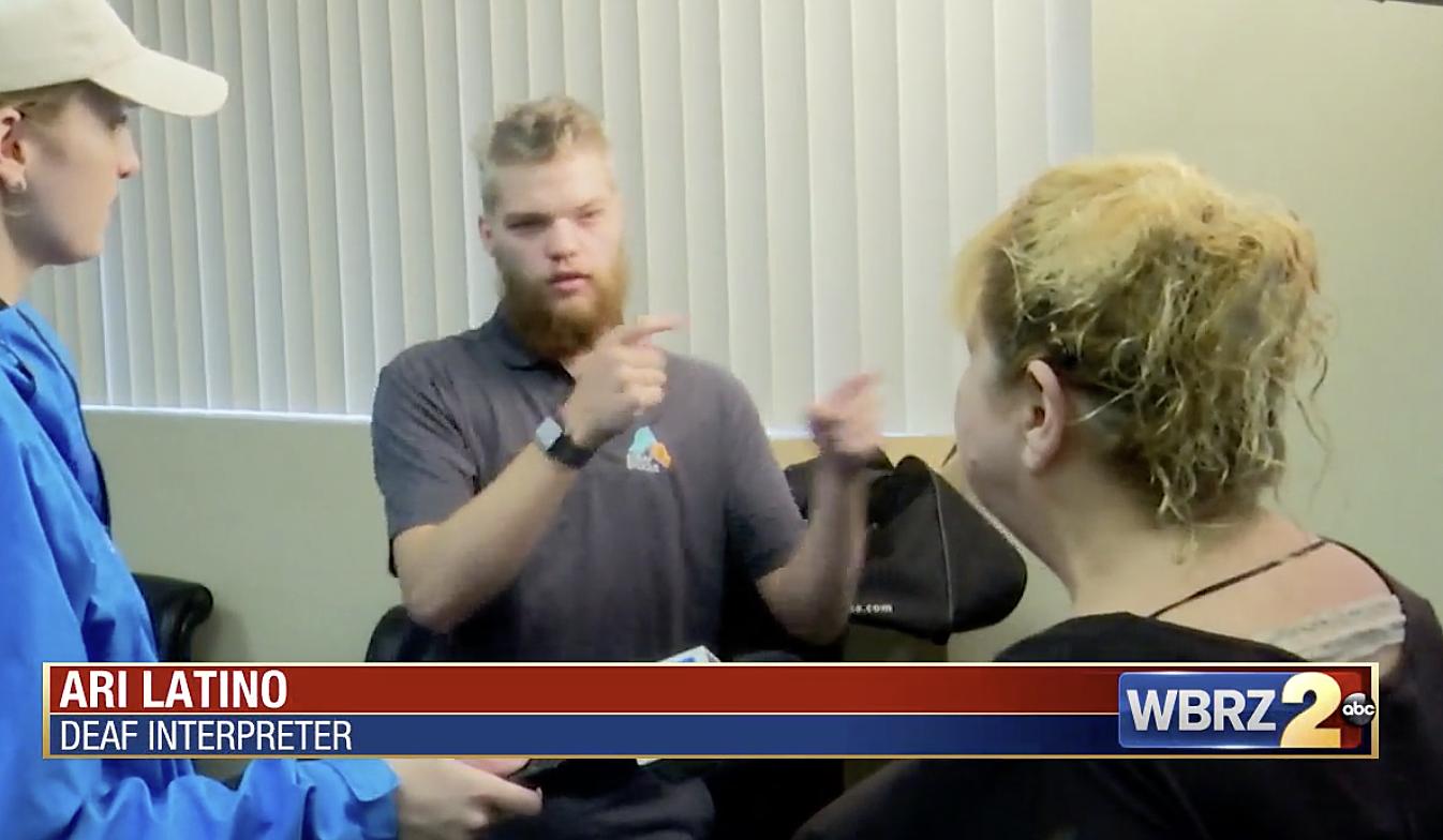 Someone Put Migos Over This Sign Language Interpreter