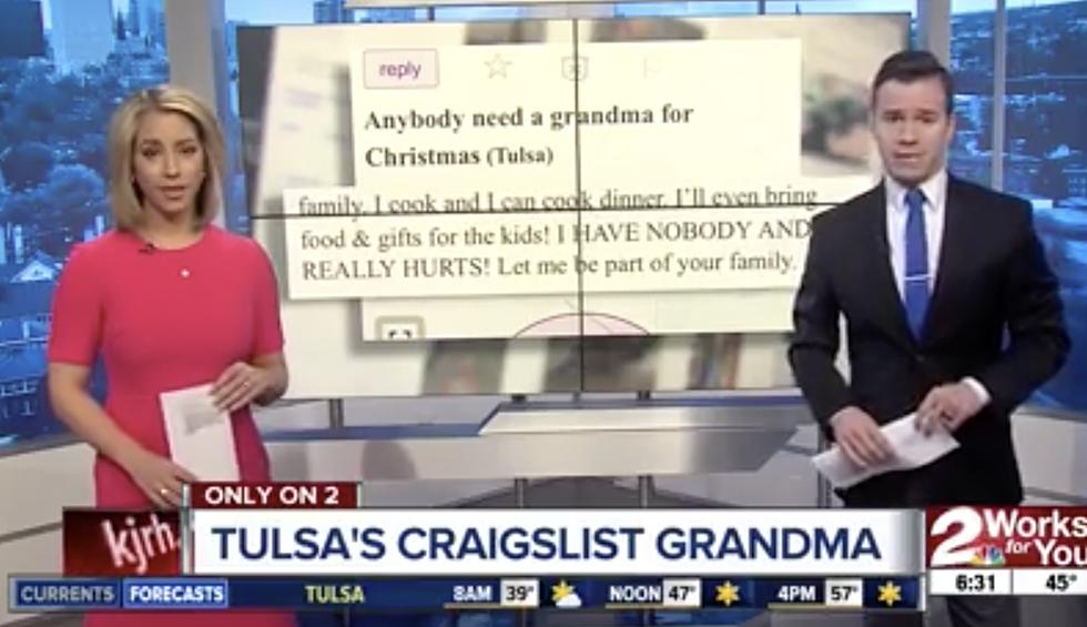 Anybody Need A Grandma For Christmas Craigslist Ad Goes Viral