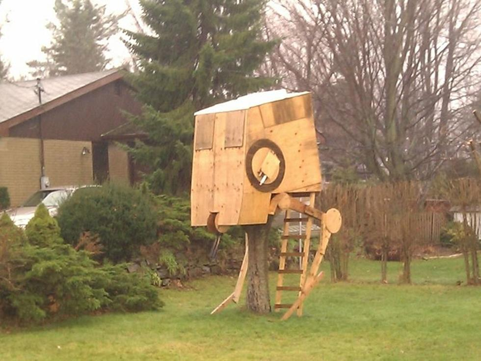 Star Wars At St Treehouse Lets You Recreate The Battle Of Endor In Your Backyard Photo