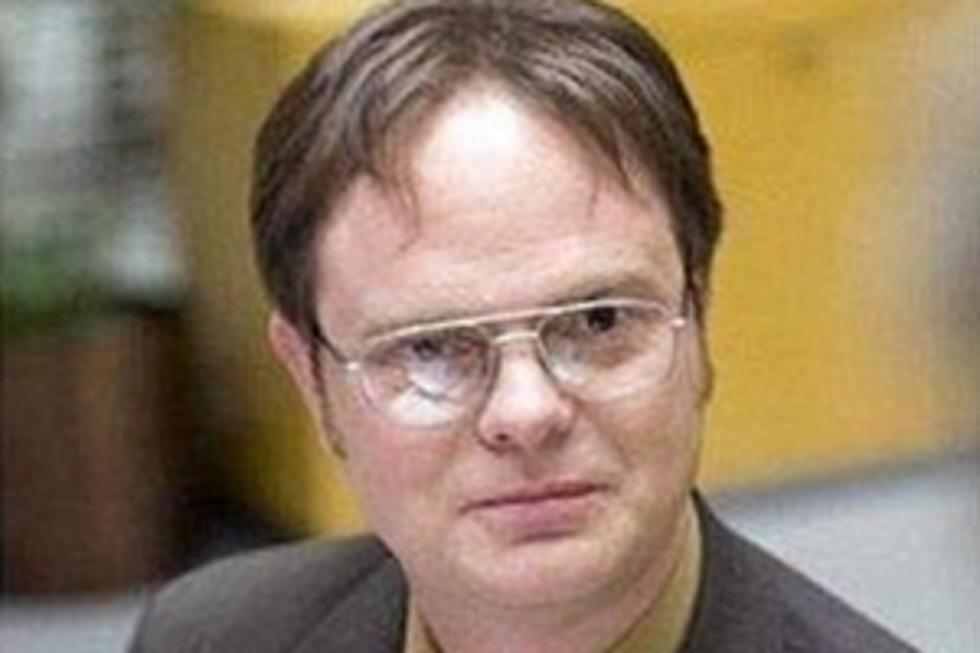 Does Dwight Schrute From 'The Office' Look Like a Young Newt