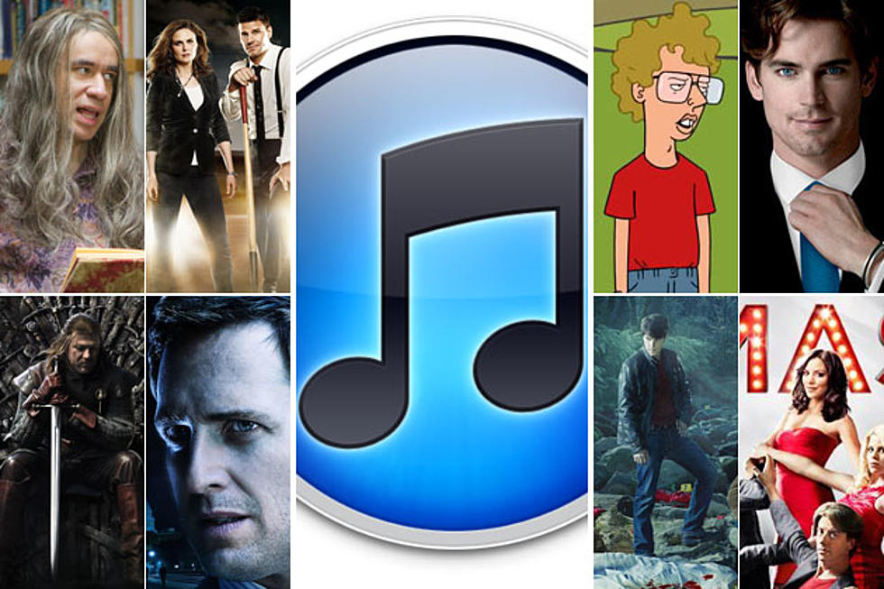 Free iTunes Downloads for January 2012