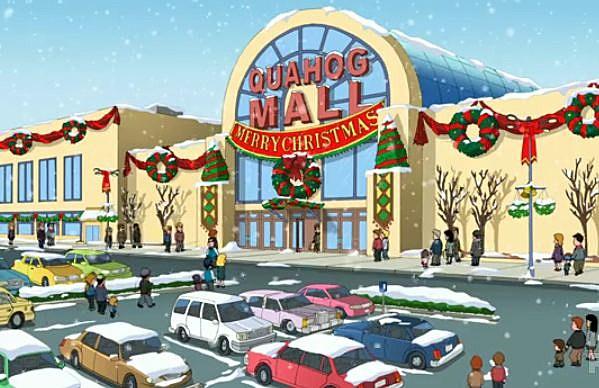 quahog rhode island map You Can Now Take A Bus Tour Of The Family Guy Town Of Quahog Ri quahog rhode island map