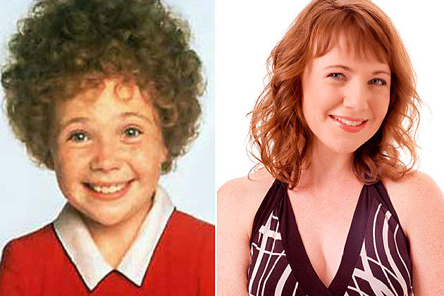 See The Orphans From Annie Then And Now