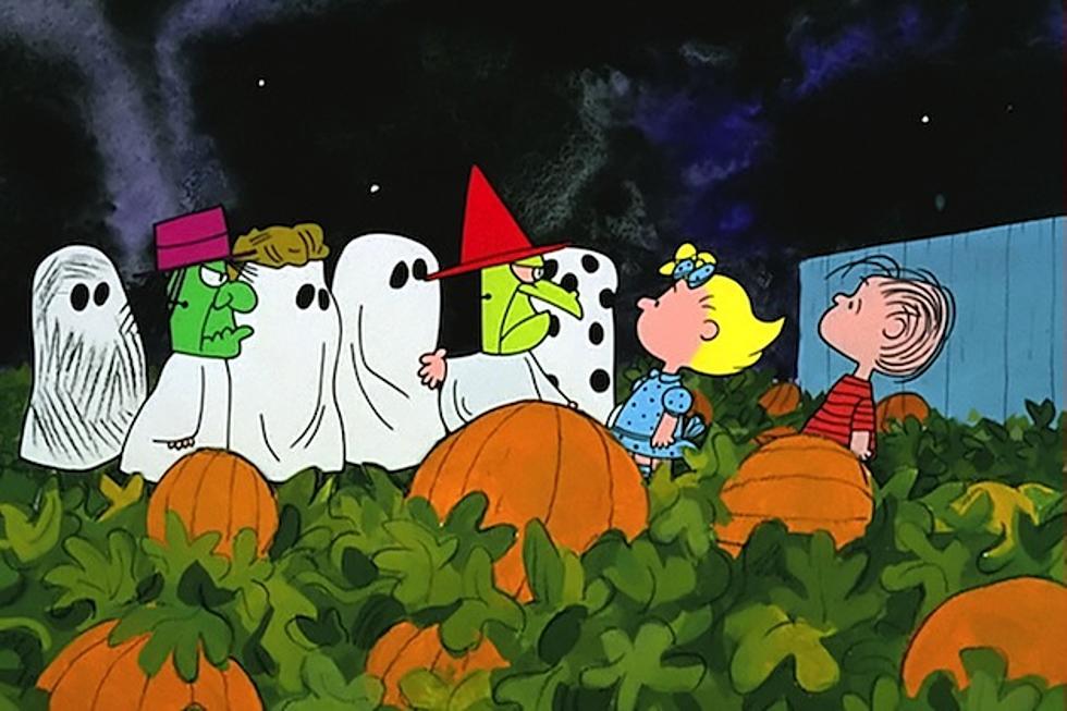 Happy Halloween From The Great Pumpkin