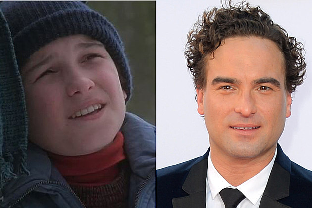 Johnny Galecki Christmas Vacation.See The Cast Of National Lampoon S Christmas Vacation Then