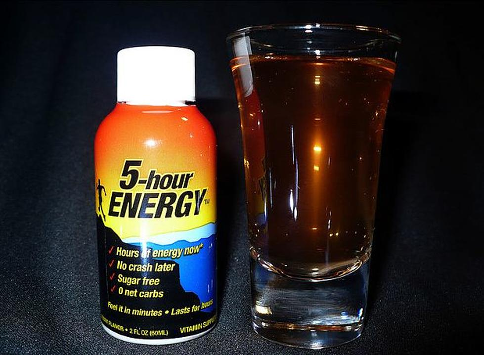5-Hour Energy Drink Could Maybe Kill You