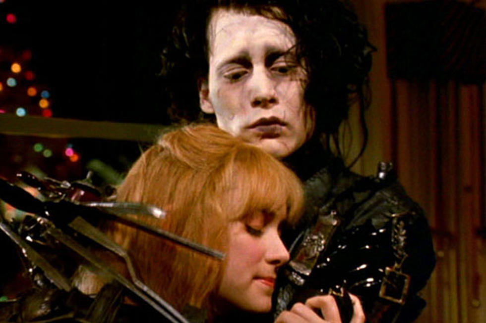 See The Cast Of Edward Scissorhands Then And Now