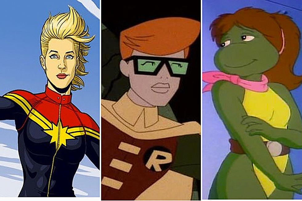10 Gender-Swapped Versions of Famous Comic Book Characters