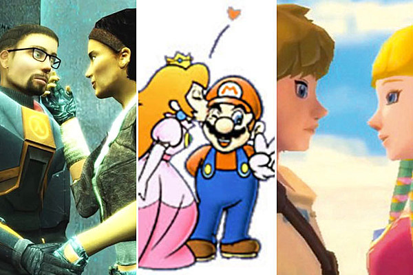 The Best Couples in Video Games