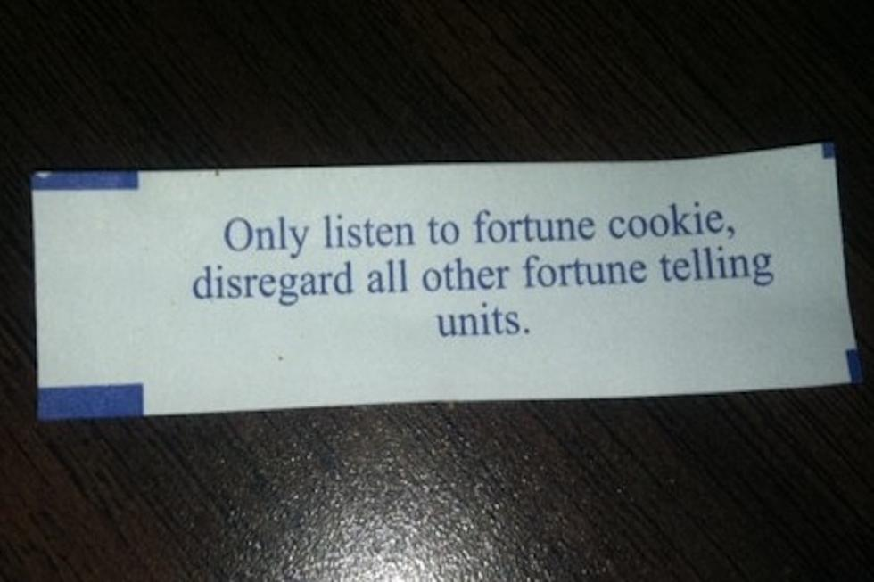13 Hilariously Weird Fortune Cookie Fortunes