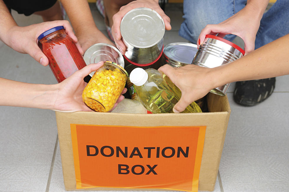 10 Great Ideas for Donations to Your Local Food Bank