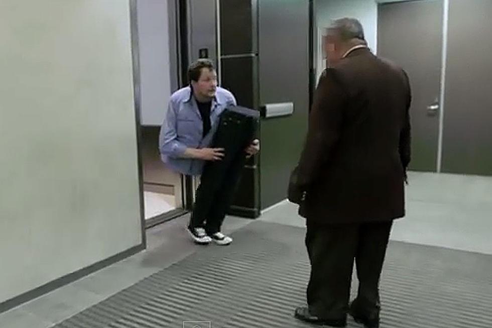 Elevator Floor Prank