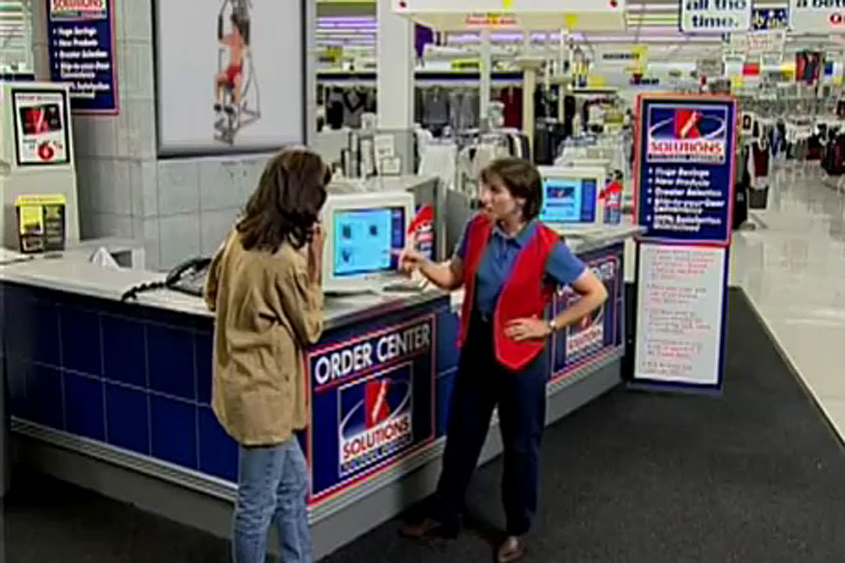 Kmart's 1998 Online Shopping Ad Is a Cry for Days Gone By
