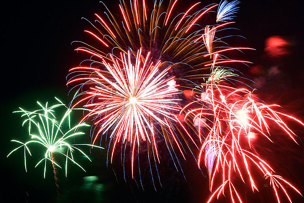 buffalo springs lake fireworks show