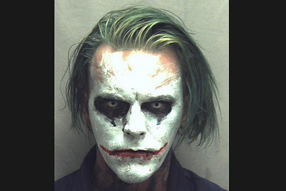 Man Arrested For Dressing As The Joker Says He S Not A Lunatic