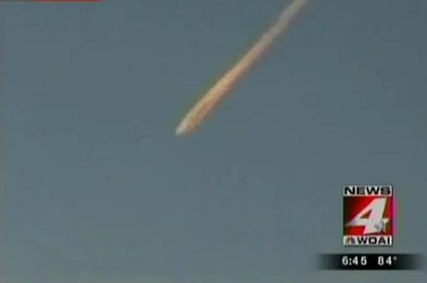 Did An Actual Fireball Shoot Through The Sky In Texas Video