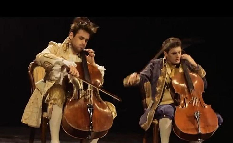 2CELLOS 'Thunderstruck' Is Absolutely Amazing [Video]