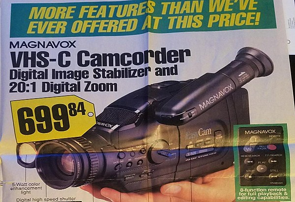 A 1994 Best Buy Paper Ad Is A Trip Down Memory Lane [Pics]