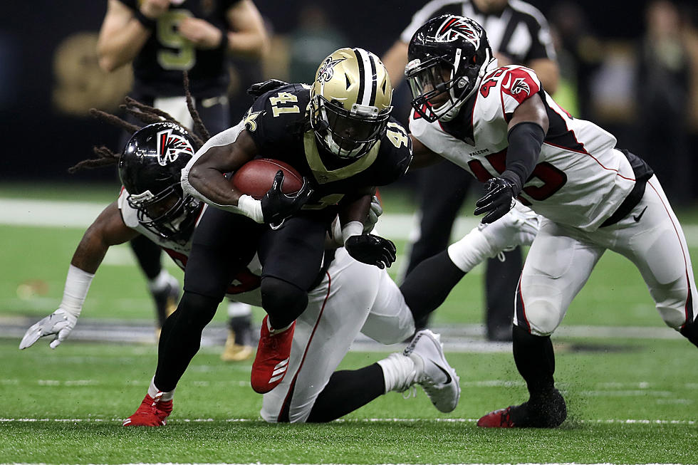 wholesale dealer b4048 74235 Saints' Alvin Kamara Got His Entire Leg Tattooed [Pic]