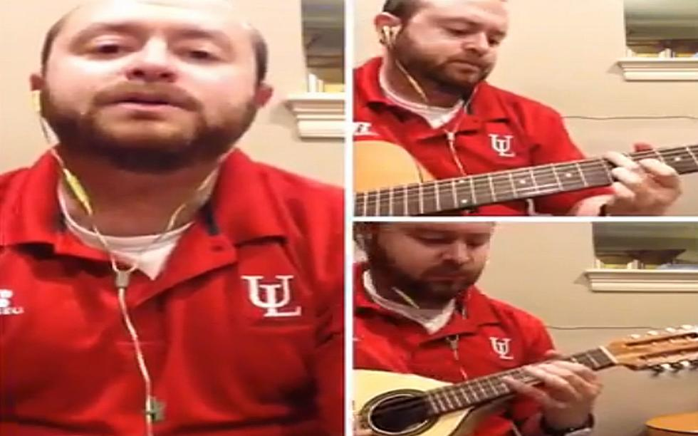 Dr  C Performs Led Zeppelin Classic As One Man Band [Video]