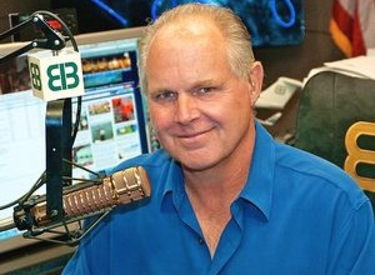 Image result for images of rush limbaugh