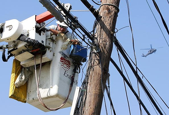 Power Outages Across Acadiana