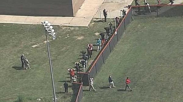 Suspect In Custody Following Louisville High School Shooting