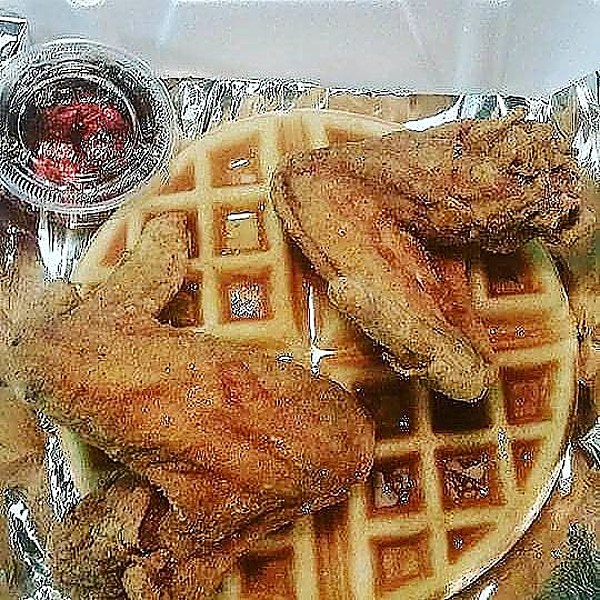 13 Best Places To Get Chicken And Waffles In Louisiana