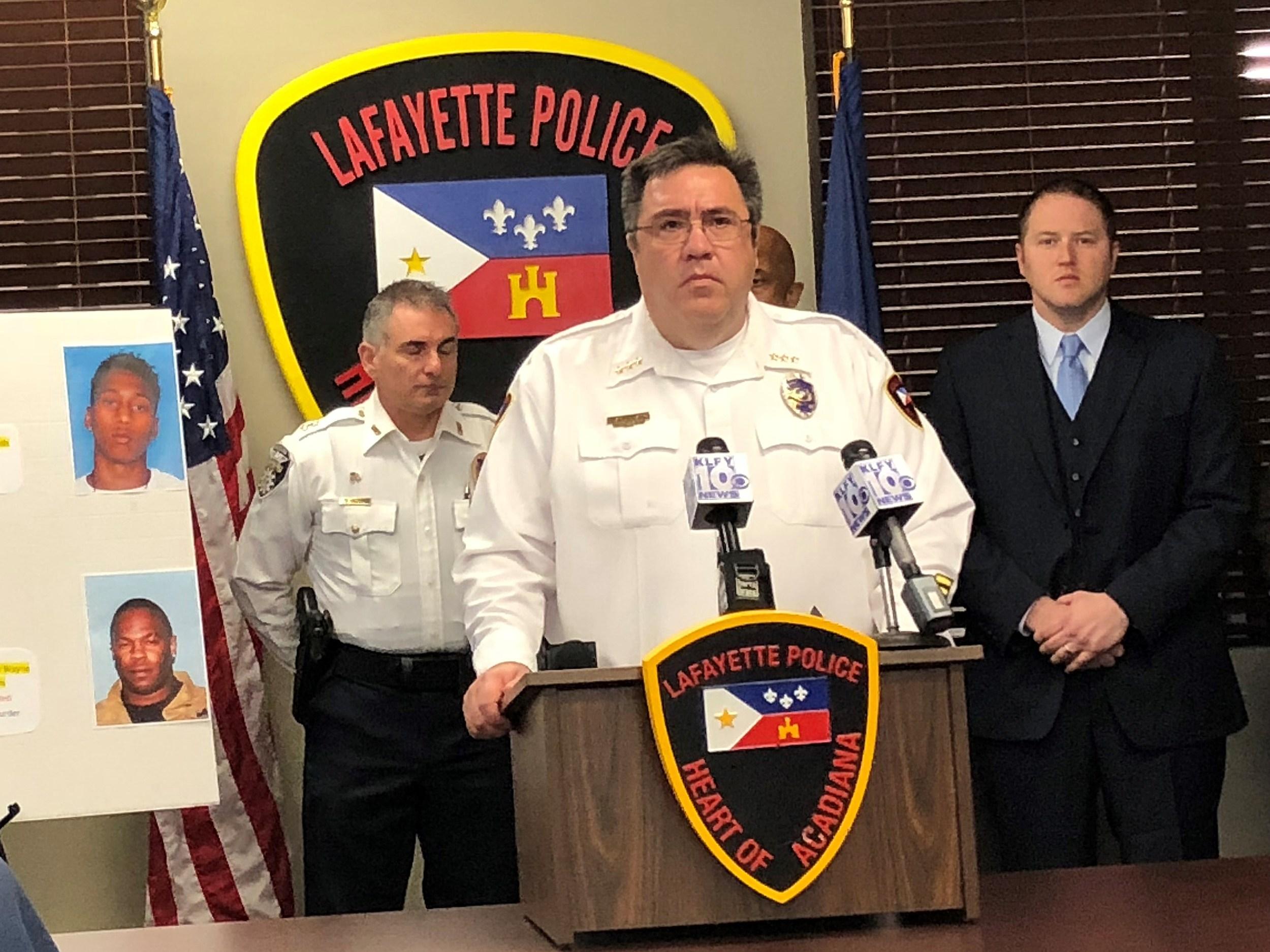 Murder Rate Cut In Half In Lafayette