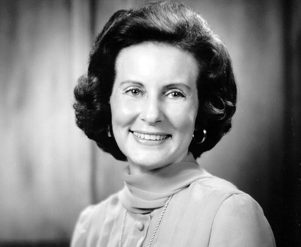 Louisiana's longest serving First Lady laid to rest today