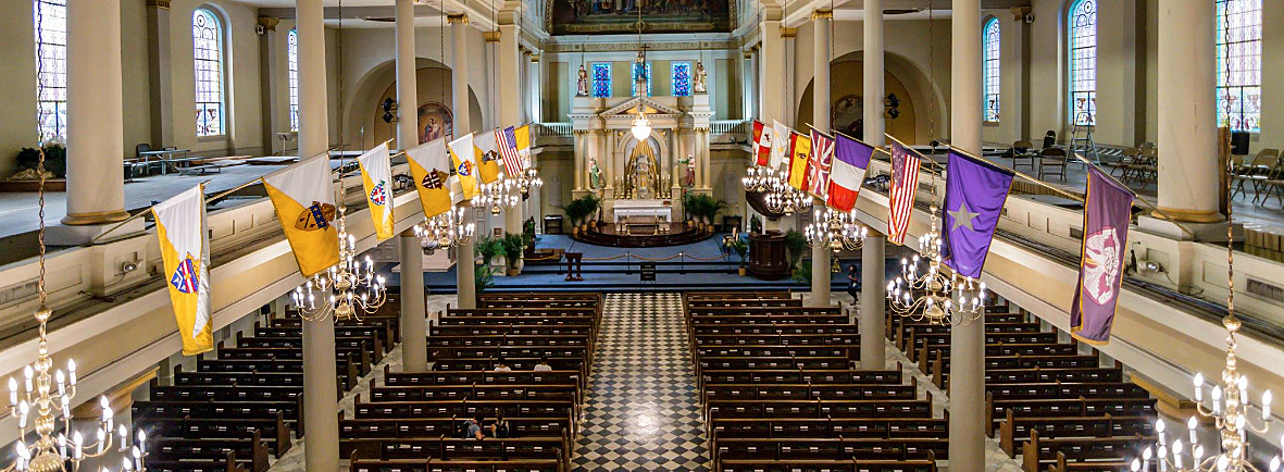 The archdiocese of new orleans