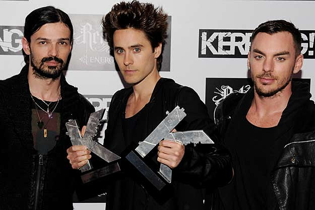 30 seconds to mars cd release date