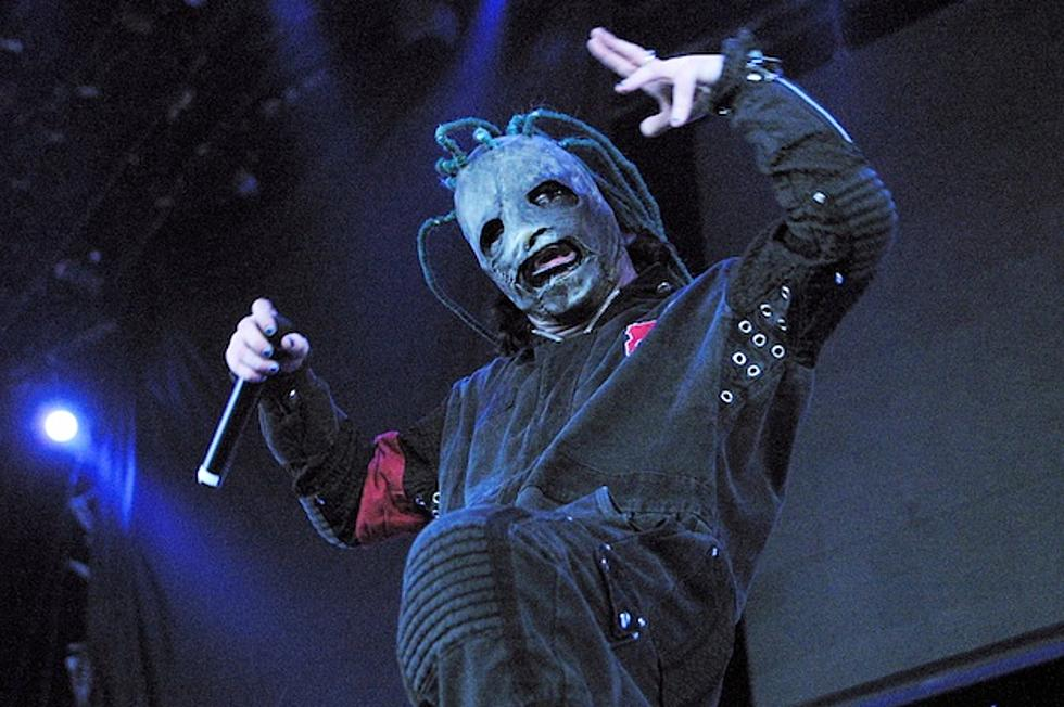 4f7f198ba Corey Taylor Made First Slipknot Mask With His Own Dreads